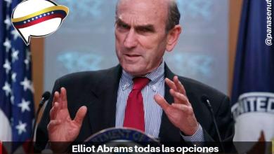 Photo of Abrams: Todas las opciones están sobre la mesa.