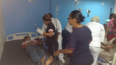 Photo of 4 niños heridos tras explotar transformador en el estado Zulia