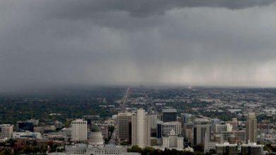 Photo of Alerta por fuertes vientos para los valles de Salt Lake y Tooele