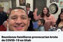 Photo of Familia de venezolanos en Utah denunció que Canal de TV, tergiversó sus declaraciones sobre su contagio de Covid-19