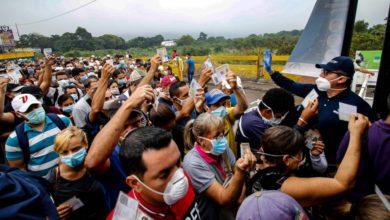 Photo of Migrantes venezolanos los más vulnerables durante la pandemia