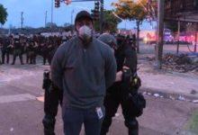 Photo of Detienen por error a reportero de CNN tras cubrir las protestas de Minneapolis