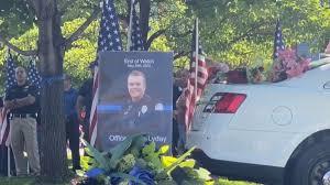 Photo of Rinden homenaje a Nate Liday, policía caído en tiroteo en Ogden