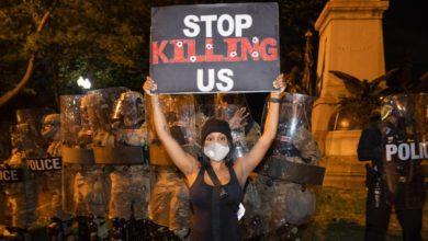 Photo of AP: El fin de semana dejó más de 4,000 personas arrestadas en Estados Unidos