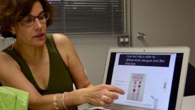 Photo of Irene Bosch descubrió el germen de la prueba rápida de coronavirus