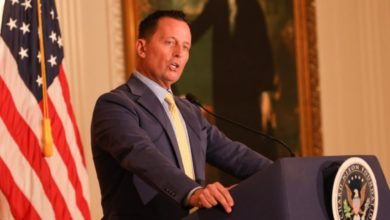 Photo of Renuncia el embajador Richard Grenell, de Estados Unidos en Alemania
