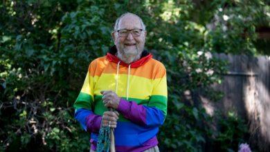 Photo of «Salió del closet» a los 90 años: La historia del abuelito que se declaró gay