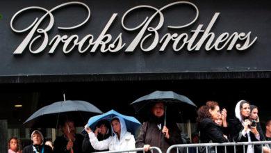 Photo of En bancarrota Brooks Brothers, la marca de ropa más antigua de Estados Unidos