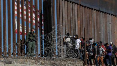 Photo of Casi 40.000 personas arrestadas en julio al intentar cruzar la frontera entre Estados Unidos y México