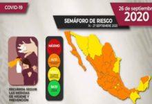 Photo of Se reducen 39% los decesos en Ciudad de México: los contagios por covid-19 caen 16%