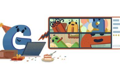 Photo of ¡Feliz cumpleaños Google! El buscador cumple 22 años