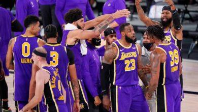 Photo of Los Lakers vuelven a la serie por el título tras ausencia de una década