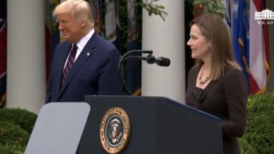 Photo of Jueza Amy Coney Barrett es designada por Trump para la Corte Suprema de Estados Unidos