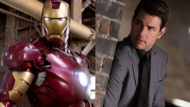 Photo of ¿Tom Cruise como Iron Man?