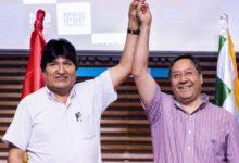 Photo of Luis Arce, suma 53% de votos y se impone en primera vuelta, según el conteo rápido en las elecciones en Bolivia