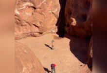 Photo of ¡Aumenta el misterio! Monolito hallado en Utah desapareció