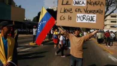 Photo of La semana comienza con 11 protestas en 8 estados por el colapso de los servicios públicos en Venezuela