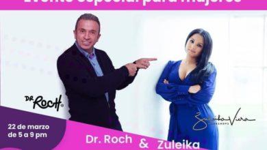 Dr Roch & Zuleika Viera